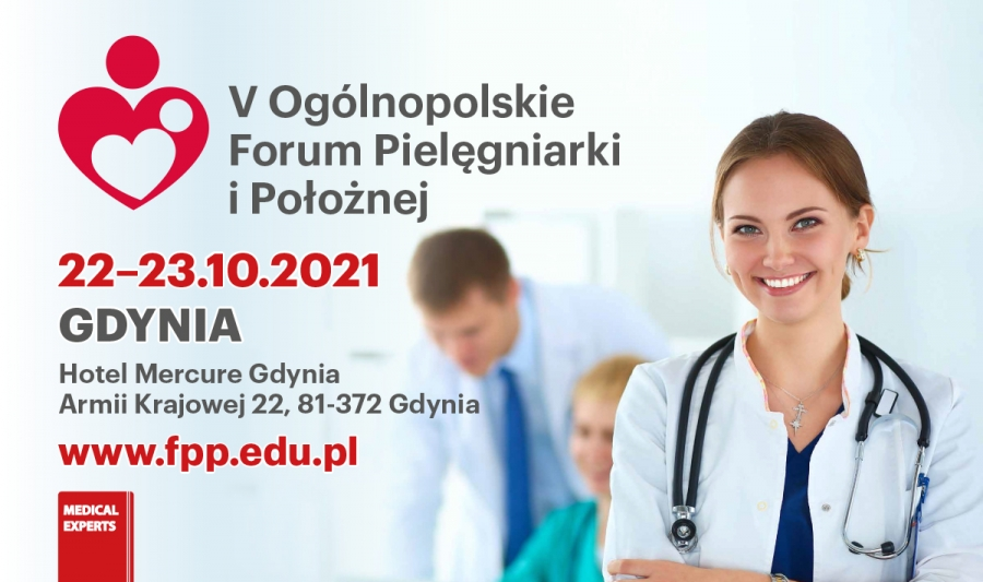 V Ogólnopolskie Forum Pielęgniarki i Położnej